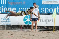 TRY ! www.beachrugby.eu - https://www.facebook.com/BeachRugby.Lignano