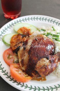 Azie Kitchen: Nasi Ayam Paling Sedap
