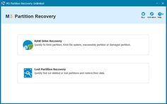 M3 Partition Recovery 4.6.5 Professional / Server / Unlimited Crack License Key Free Download
