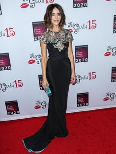 Abigail Spencer Photos Photos - Abigail Spencer is seen attending the 15th annual Les Girls Cabaret to benefit the National Breast Cancer Coalition at Avalon Nightclub. - Celebrity Sightings at 15th Annual Les Girls Cabaret