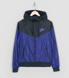Nike Windrunner Jacke blau | Fusselliese Dagmar