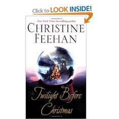 The Twilight Before Christmas by Christine Feehan Drake Sisters series
