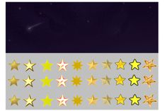Every student is a STAR with this cute IWB Roll Marking resource. Students drag their start into the night sky to indicate they are present.  http://interactivelessons.com.au/