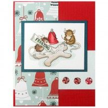 House-Mouse® Finishing Touch by Kristine Reynolds