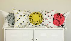 Josie Dawson Cushions | Bolt of Cloth