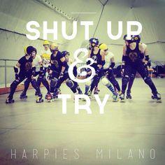 Harpies Roller Derby Milano Recruitment
