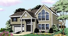 GREENFIELD House Plan - 3387