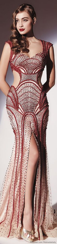 Dany Tabet Couture | S/S 2014 | The House of Beccaria