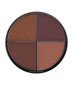 H&M dark foundation palette