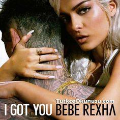 Bebe Rexha – I Got You Türkçe Okunuşu Yabancı Şarkı Okunuşları , Yabancı Şarkıların Kolay Okunuşu , şarkı ve okunuşlar #TurkceOkunusu #KolayOkunusu #SarkiOkunusu I Got You Bebe, You Got This, Bebe Rexha, Its Ok