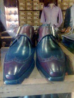 Il negozio di Branchini: Scarpe e camicie