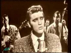 ELVIS PRESLEY - I WAS THE ONE (live) One of my favorites from the king!