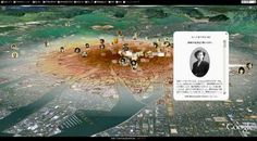 """Hiroshima Archive:  In """"Hiroshima archive"""", about 100 testimonies and about 150 photographs can be browsed. To urge a multipronged, overall understanding concerning about the real state of affairs of the Hiroshima Atomic Bomb, two or more digital archives are integrated on digital earth."""