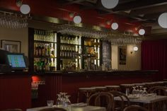 Les Deux Gamins In Montreal - French Bistro