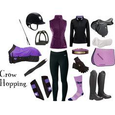Crow Hopping.