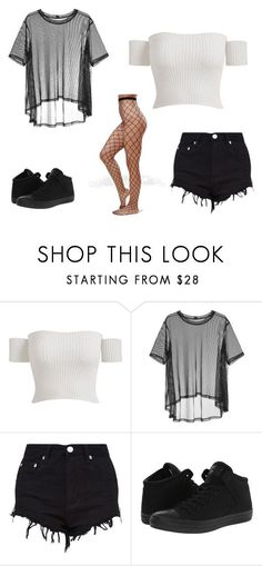 """""""Another outfit."""" by hannahisntalive on Polyvore featuring Taylor, Converse and ASOS"""