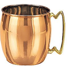 @Overstock - 'Moscow Mule' is traditionally served in solid copper mugsMetal cups look good enough for casual kitchen and dining room formalityMugs feature nickel and brass handleshttp://www.overstock.com/Home-Garden/Solid-Copper-Moscow-Mule-Mugs-Set-of-4/3864752/product.html?CID=214117 $74.99
