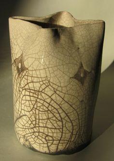 geometric patterns using latex befor enamelling