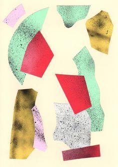 #collage #forms #geometric #design #graphics #colors #composition #mockup #paper #spray #bigotesucio #bigote #artwork #art #cutpaste