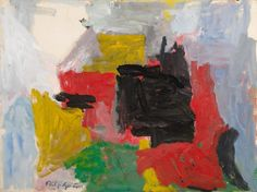 Artist: Philip Guston Date: 1959 Medium: Paintings, Painting Size: 22 3/16 x 29 5/8 in. (56.3 x 75.3 cm) Institution: Minneapolis Institute of Arts