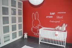 babykamer rood wit ~ lactate for ., Deco ideeën