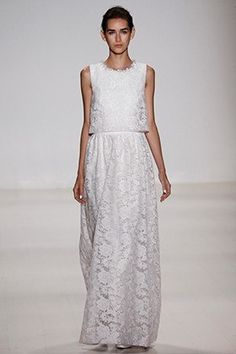 The 55 Most Wedding-Worthy Gowns From The Spring 2015 Runways