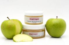 Green Apple Body Scrub