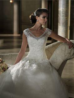 Style No. 213248 » David Tutera for Mon Cheri » wedding dresses 2013 and bridal gowns 2014