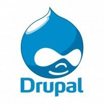 Drupal vector Logo. Get this logo in Vector format from https://logovectors.net/drupal-logo-vector/