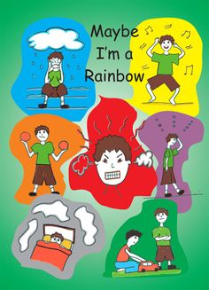 Puzzles : Maybe I'm a Rainbow