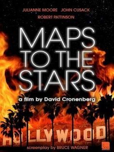 Trailer de Maps to the Stars de David Cronenberg