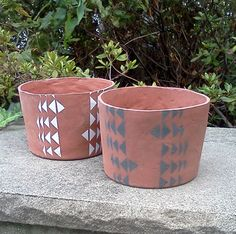 New Line of Terra Cotta - Artifacts.   www.perchceramics.com