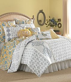 Available at Dillards.com #Dillards, cute for a guest bedroom