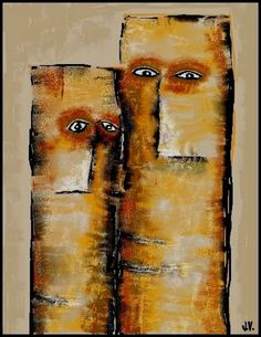 Unreal Art by Jan Vasa – Google+ Art World, Abstract, Friends, Google, Painting, Amigos, Boyfriends, Painting Art, Paintings
