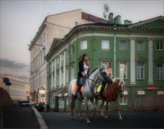 PhotoGraphist: И поговорить Horses, Animals, Animales, Animaux, Animal, Animais, Horse
