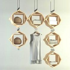 Monoco | Hang On Storage System