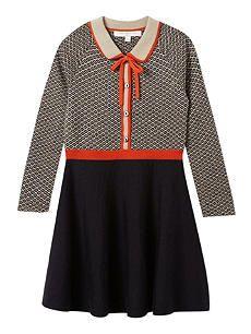 CARAMEL Almond dress 3-8 years