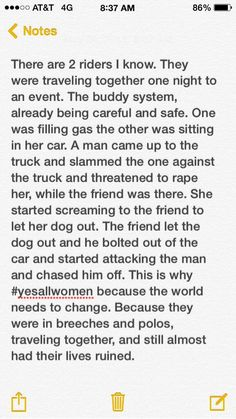 Everybody needs a good dog because #NotAllMen are good - Twitter / Search - #YesAllWomen