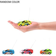 Fengqi Toys Mini 27MHz RC Racer Car Model Toy with Light, $9.37 and Free Shipping