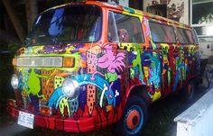 Hippie vans | Photos | Hippie Van Man