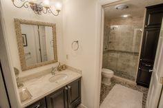Design Build In Law Suite Bathroom Addition in West Lafayette, Indiana West Lafayette Indiana, In Law Suite, Remodels, Building Design, Construction, Bathroom, Furniture, Ideas, Home Decor