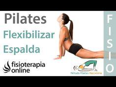 Cómo flexibilizar tu espalda con ejercicios de pilates | Fisioterapia Online