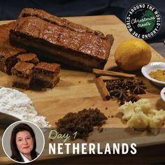Here in the United States, cookies are the most popular treat during Christmastime. We were curious about holiday sweets in other countries, so we reached out to several of our international distributors and Wilton Method Instructors to learn more! In this 12-part series, a different country and traditional dessert will be featured each day. 12 Christmas Treats Around the World -- Day 1: Speculaas cake recipe from the Netherlands