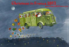 Christmas in France 2013