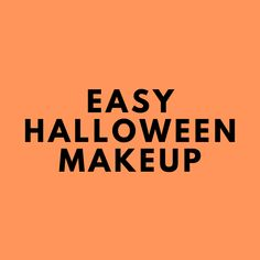 Easy Halloween Makeup Ideas Easy Halloween, Halloween Makeup, Makeup Inspiration, Makeup Ideas, Facepaint Ideas, Halloween Make Up