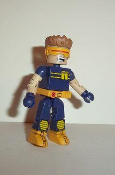 minimates CYCLOPS ULTIMATE x-men art asylum marvel universe mini mates action figures for sale in online store to buy