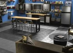 For More... - Garage Ideas: 7 Ways To Make Your Space More Livable - Bob Vila