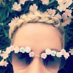 Nicky Hilton at Coachella 2014. Ha!!