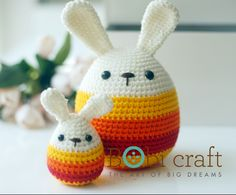 Easter Egg BunBun | Code: WT-073YRO-L | Size: (L) 13cm x 13cm x 23cm | Weight: 110g | | Call (+84) 0836024191 to purchase. Or contact us through email info@bobicraft.co.uk
