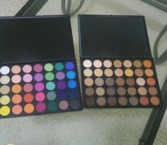 My beautiful Morphe pallets are here!